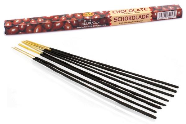 Räucherstäbchen Schokolade