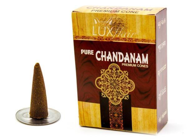 Räucherkegel Pure Chandanam