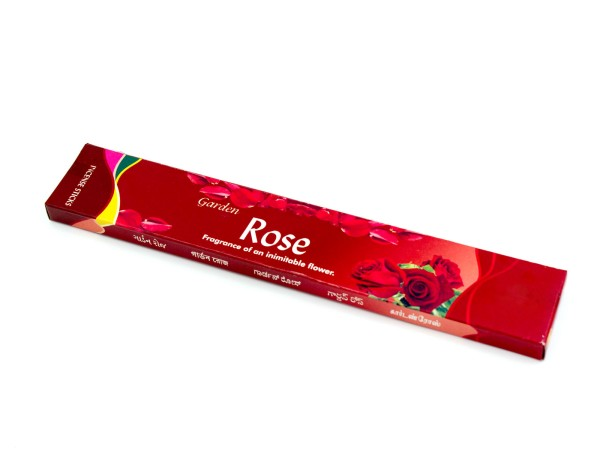 Räucherstäbchen COLLECTIONS BOX - Rose