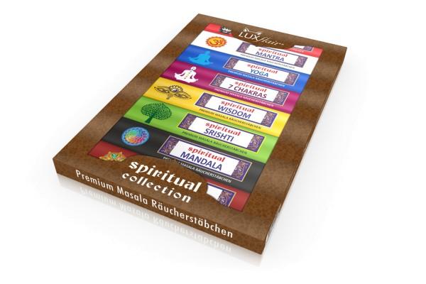 Räucherstäbchen Masala Set: Spiritual Collection