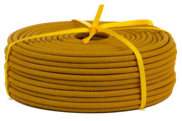 10x XL Räucherspirale 110mm mit Sandelholz-Duft